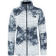 The North Face W's ThermoBall Full Zip Jacket TNF Black Borealis Tonal Print